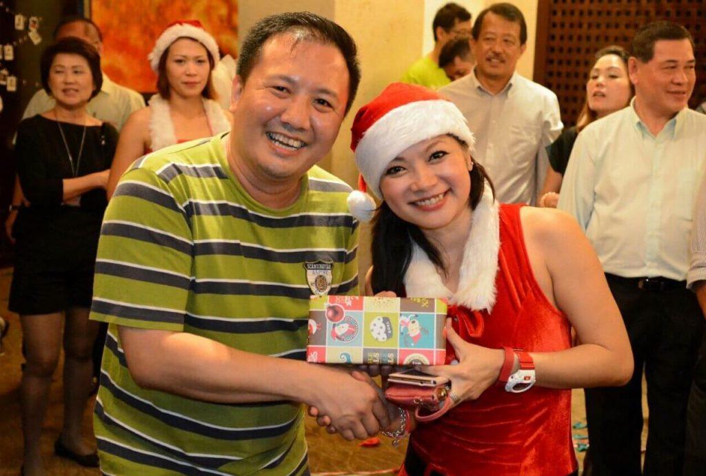 Christmas Prize