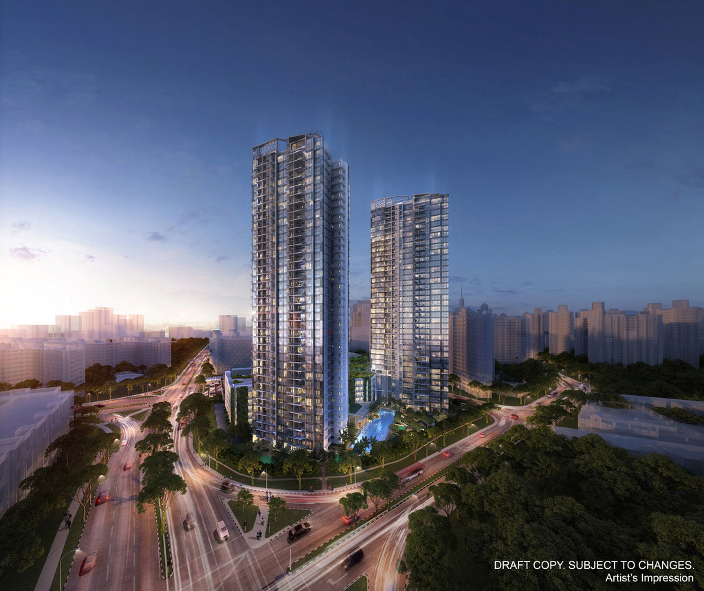 PropNex Local Projects - Gem Residences (Dynamic Force Group)