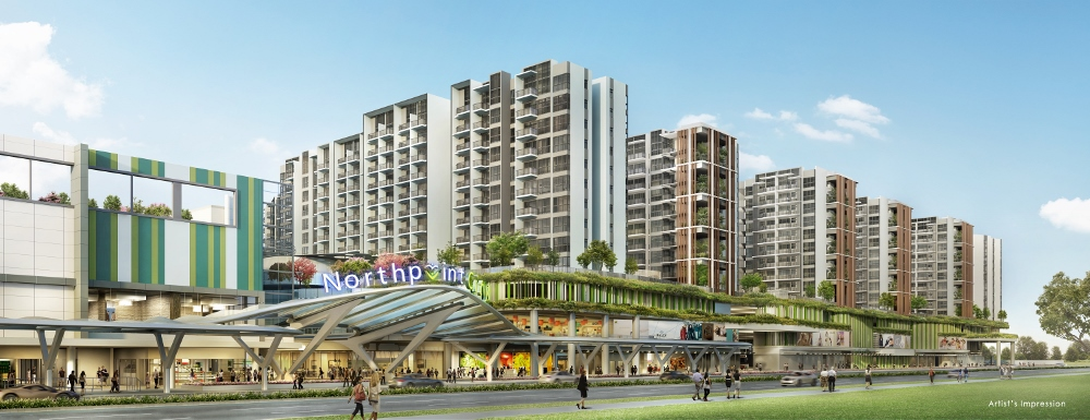 PropNex Local Projects - North Park Residences (Dynamic Force Group)