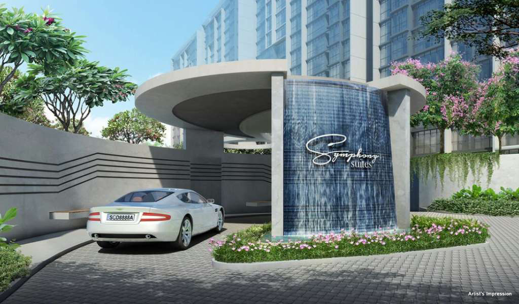 PropNex Local Projects - Symphony Suites (Dynamic Force Group)