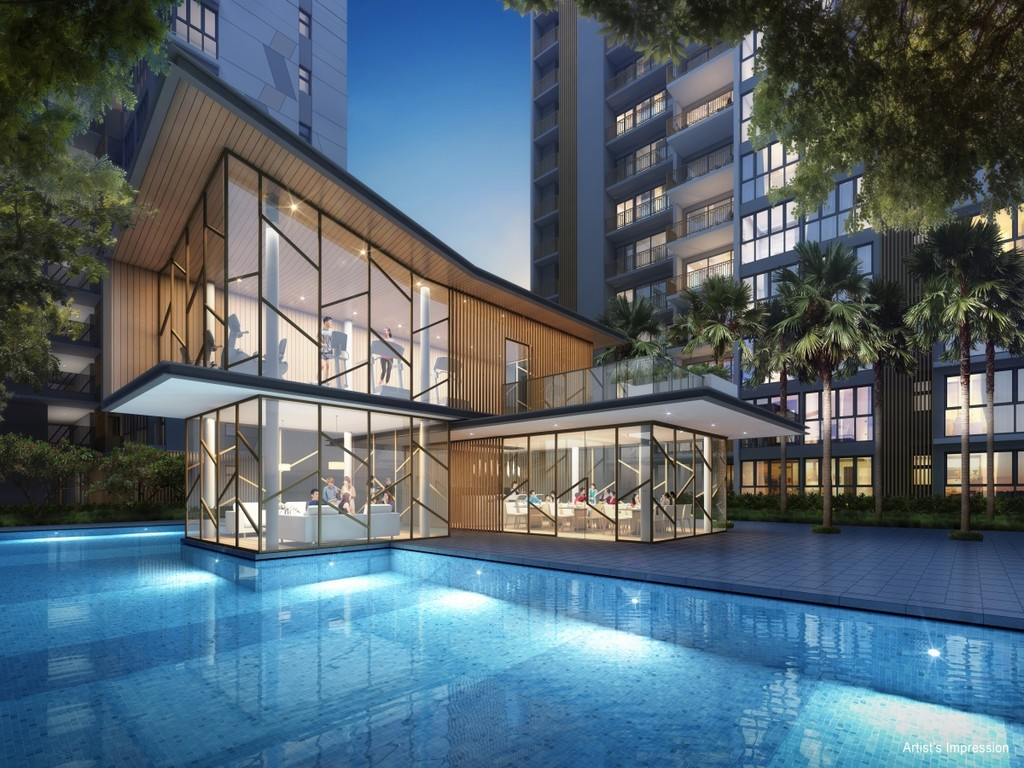 PropNex Local Projects - The Criterion Executive Condominium (Dynamic Force Group)