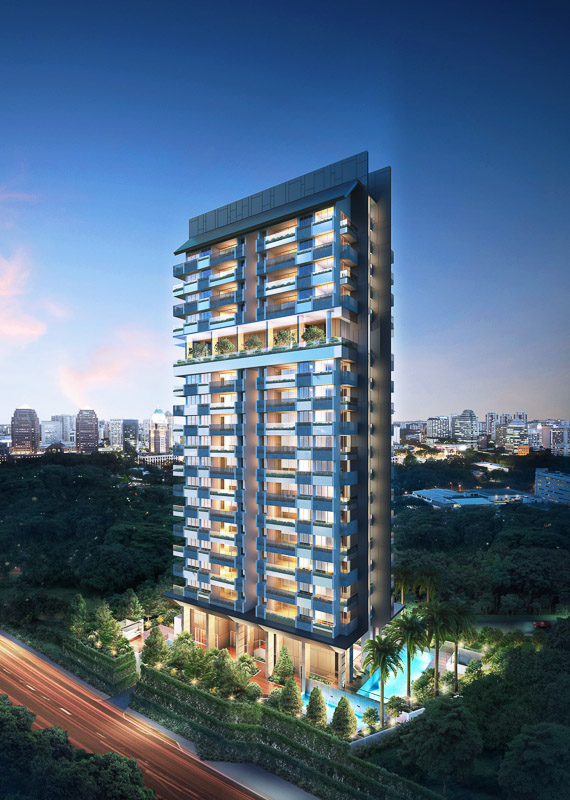 PropNex Local Projects - The Peak @ Cairnhill II (Dynamic Force Group)