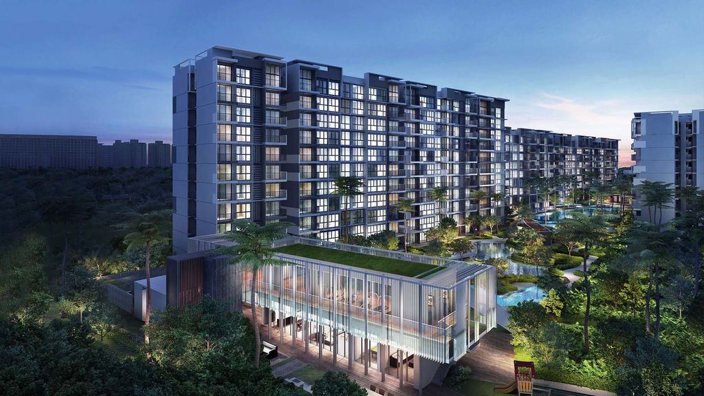 PropNex Local Projects - The Visionaire Executive Condominium (Dynamic Force Group)