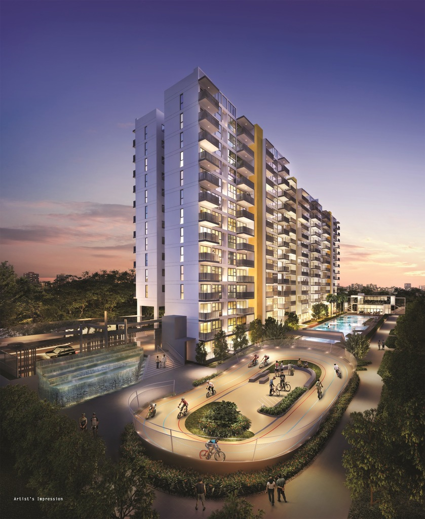 PropNex Local Projects - Westwood Residences Executive Condominium (Dynamic Force Group)