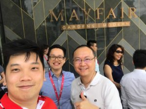 Dynamic Force Group - Project Tour To Mayfair
