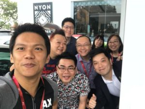 Nyon Project Tour 01 - Dynamic Force Group (DFG)