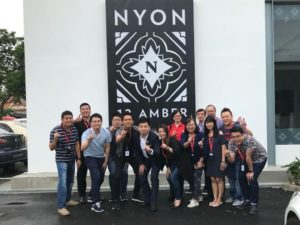 Nyon Project Tour 04 - Dynamic Force Group (DFG)