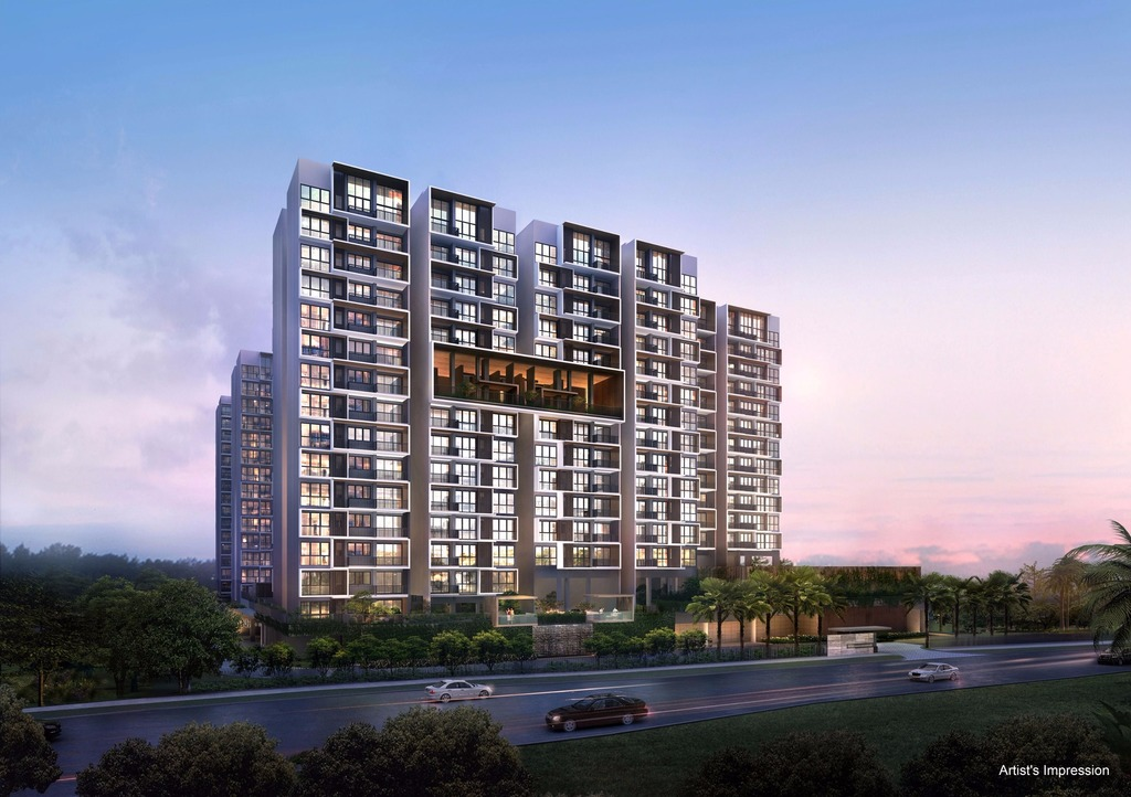 PropNex Local Projects - iNz Residence Aerial View (Dynamic Force Group)
