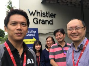 West Project Tour - Whistler Grand 02 - Dynamic Force Group (DFG)