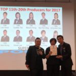 Dyname Force Group - 19th Top Producer 2017 - Amy Fong