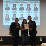 Dynamic Force Group - 24th Top Producer 2017 - Christina Ng