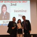Dynamic Force Group - 2nd Top Producer 2017 - Jasmine Ng