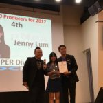 Dynamic Force Group - 4th Top Producer 2017 - Jenny Lum