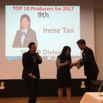 Dynamic Force Group - 9th Top Producer 2017 - Irene Tan