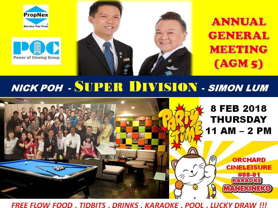 Dynamic Force Group - Super Division AGM Finale