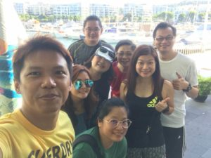 Dynamic Force Group Celebratory Yacht Outing - Group 01
