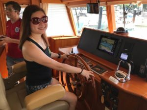Dynamic Force Group Celebratory Yacht Outing - Jasmine Ng