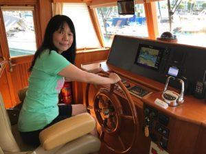Dynamic Force Group Celebratory Yacht Outing - Jenny