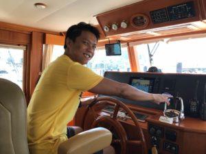 Dynamic Force Group Celebratory Yacht Outing - Nick
