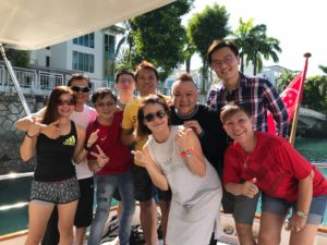 Dynamic Force Group Celebratory Yacht Outing - Team 01