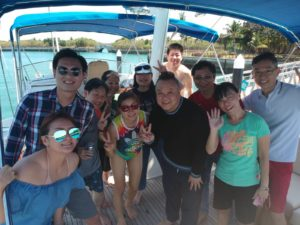 Dynamic Force Group Celebratory Yacht Outing - Team 02