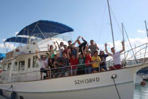 Dynamic Force Group Celebratory Yacht Outing - Yacht Gathering