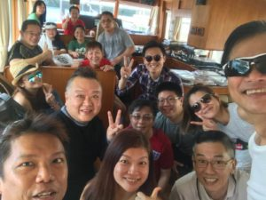 Dynamic Force Group Celebratory Yacht Outing - team 03