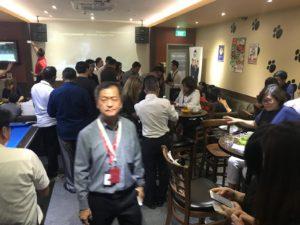 Agents at Karaoke - Dynamic Force Group (DFG) - 02