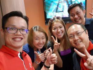 Agents at Karaoke - Dynamic Force Group (DFG) - 10