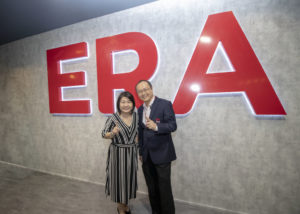 ERA Doris Ong with Neo Chee Seng - Dynamic Force Group (DFG)