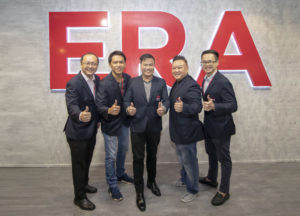 ERA Jack Chua with Dynamic Force Group (DFG)