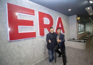 ERA Jack Chua with Simon - Dynamic Force Group (DFG)