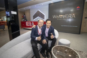 ERA Marcus Chu with Neo Chee Seng - Dynamic Force Group (DFG)