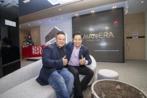 ERA Marcus Chu with Simon - Dynamic Force Group (DFG)