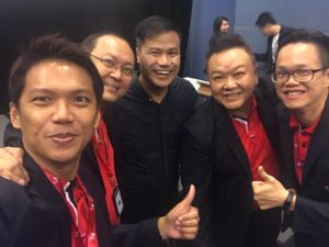 Founder and ERA CEO - Dynamic Force Group (DFG) At ERA Blue Auditorium 01