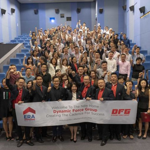 Group Photo - Dynamic Force Group (DFG)