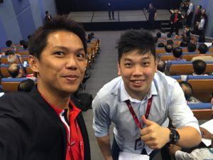 Nick and Nicholas - Dynamic Force Group (DFG) At ERA Blue Auditorium 01