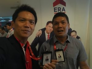 Nick and Sam - Dynamic Force Group (DFG) at Collection of ERA ID Tag