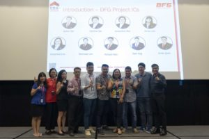 Project ICs - Dynamic Force Group (DFG)