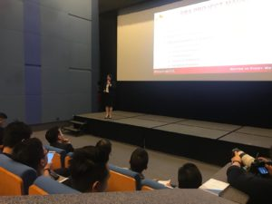 Speech by COO Doris - Dynamic Force Group (DFG) At ERA Blue Auditorium 02