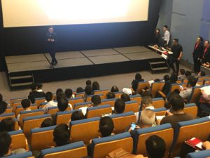 Speech by Marcus - Dynamic Force Group (DFG) At ERA Blue Auditorium 02