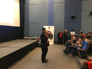 Speech by Rodney - Dynamic Force Group (DFG) At ERA Blue Auditorium 02