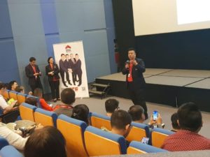 Speech by Rodney - Dynamic Force Group (DFG) At ERA Blue Auditorium 03