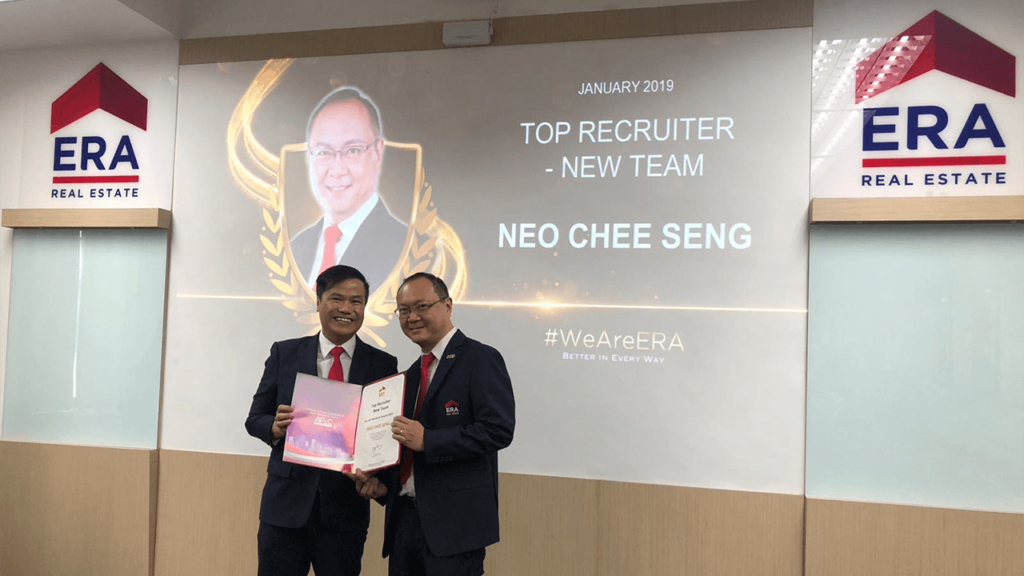 Neo Chee Seng Top Recruiter 1