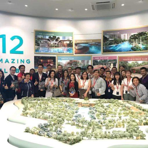 The Florence Residences - Dynamic Force Group (DFG) Group Photo 01
