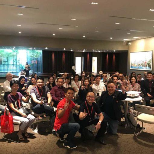 Dynamic Force Group April 2019 Division Meeting - DFG - Treasure at Tampines 03