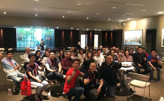Dynamic Force Group April 2019 Division Meeting - DFG - Treasure at Tampines 03