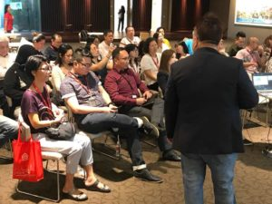 Dynamic Force Group April 2019 Division Meeting - DFG - Treasure at Tampines 10