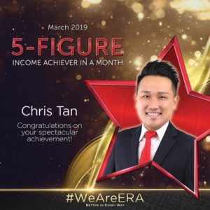 ERA Division Meeting April - Dynamic Force Group (DFG) - Chris Tan 5 Figure Achiever