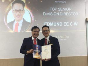ERA Division Meeting April - Dynamic Force Group (DFG) - Edmund Ee
